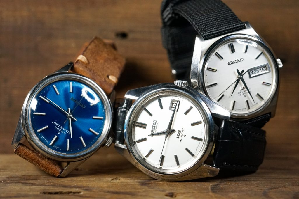 Why and How to Collect Vintage Watches