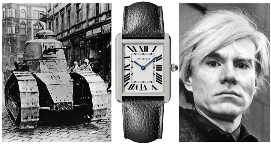 I Dream of Tanks – War, Warhol, and Cartier's Greatest Creation