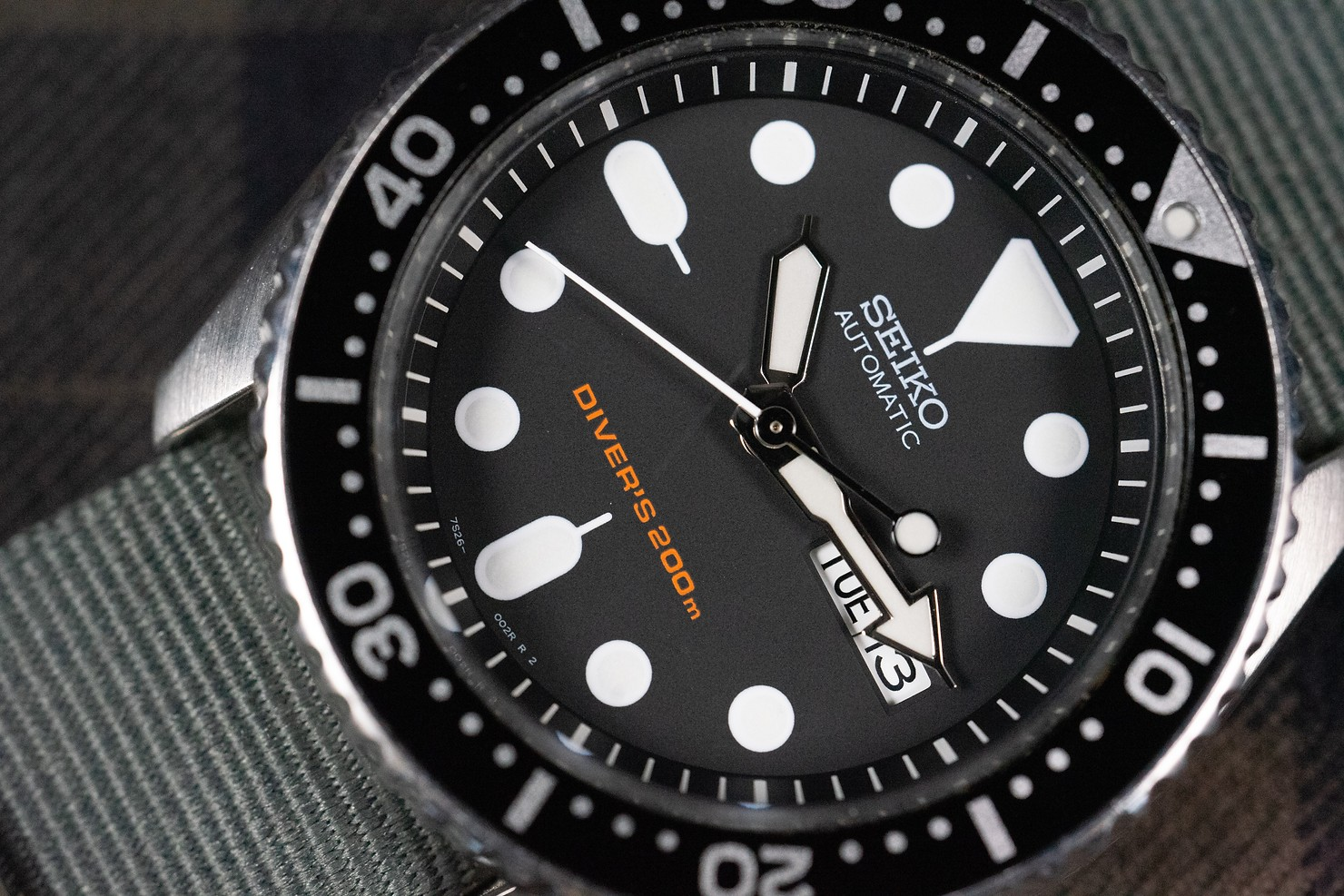 Second Look Review – The Seiko SKX007 200m Dive Watch