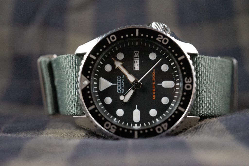Second Look – The Seiko SKX007 200m Dive Watch