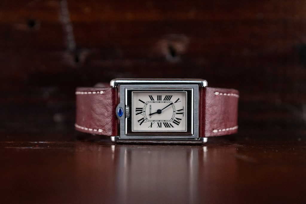 Cartier Tank Basculante Reference 2405