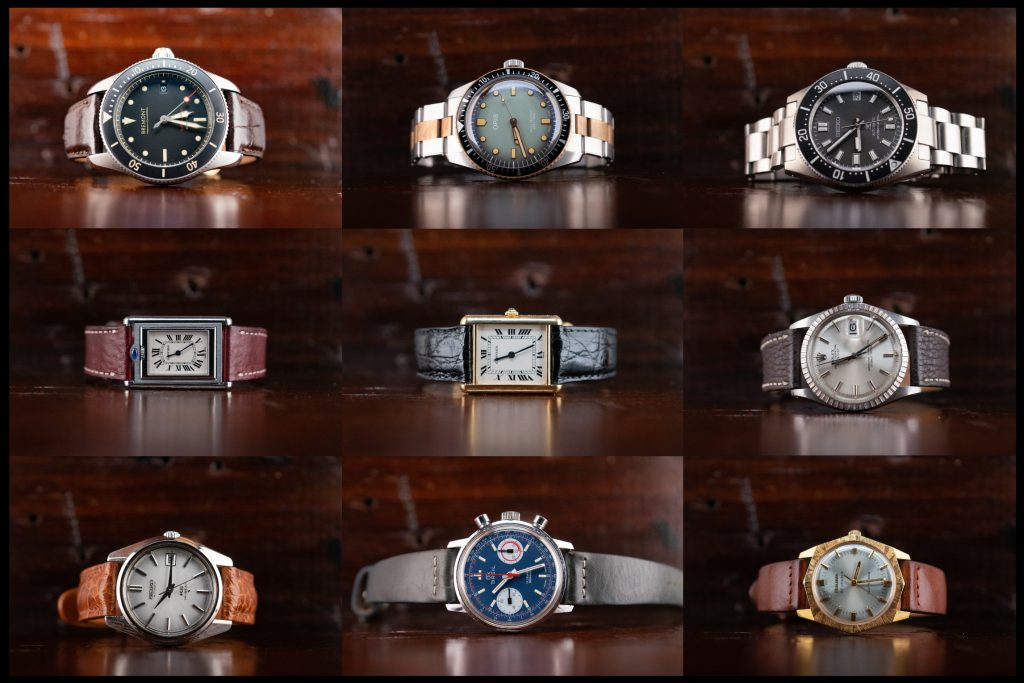 Curating The Collection – Allen Pares Back to Less Than 20 Core Watches