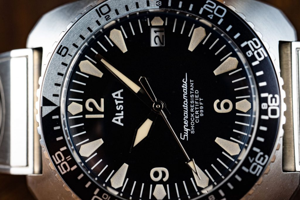 Hands-On Review – Alsta Nautoscaph Superautomatic (The Jaws Watch)
