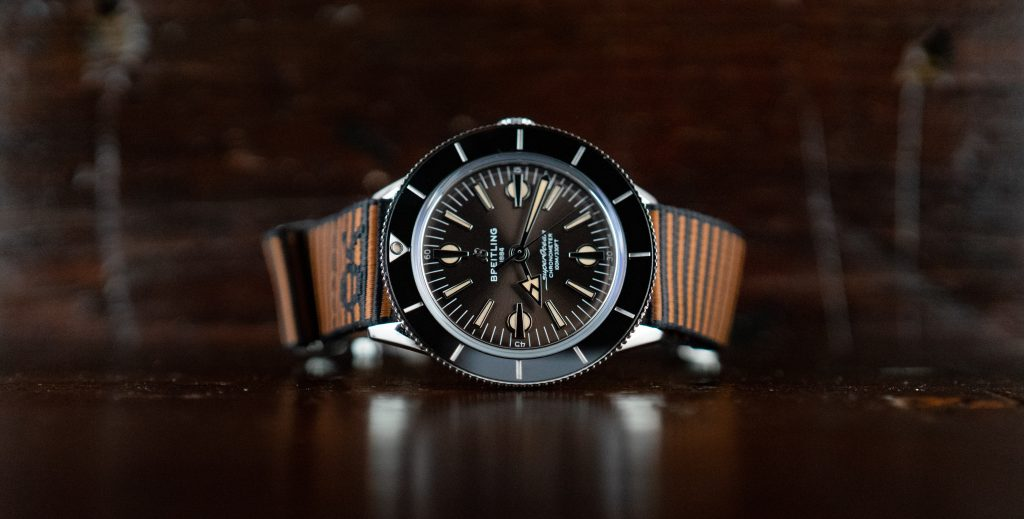 Hands-on Review – The Breitling Superocean Heritage '57 Outerknown