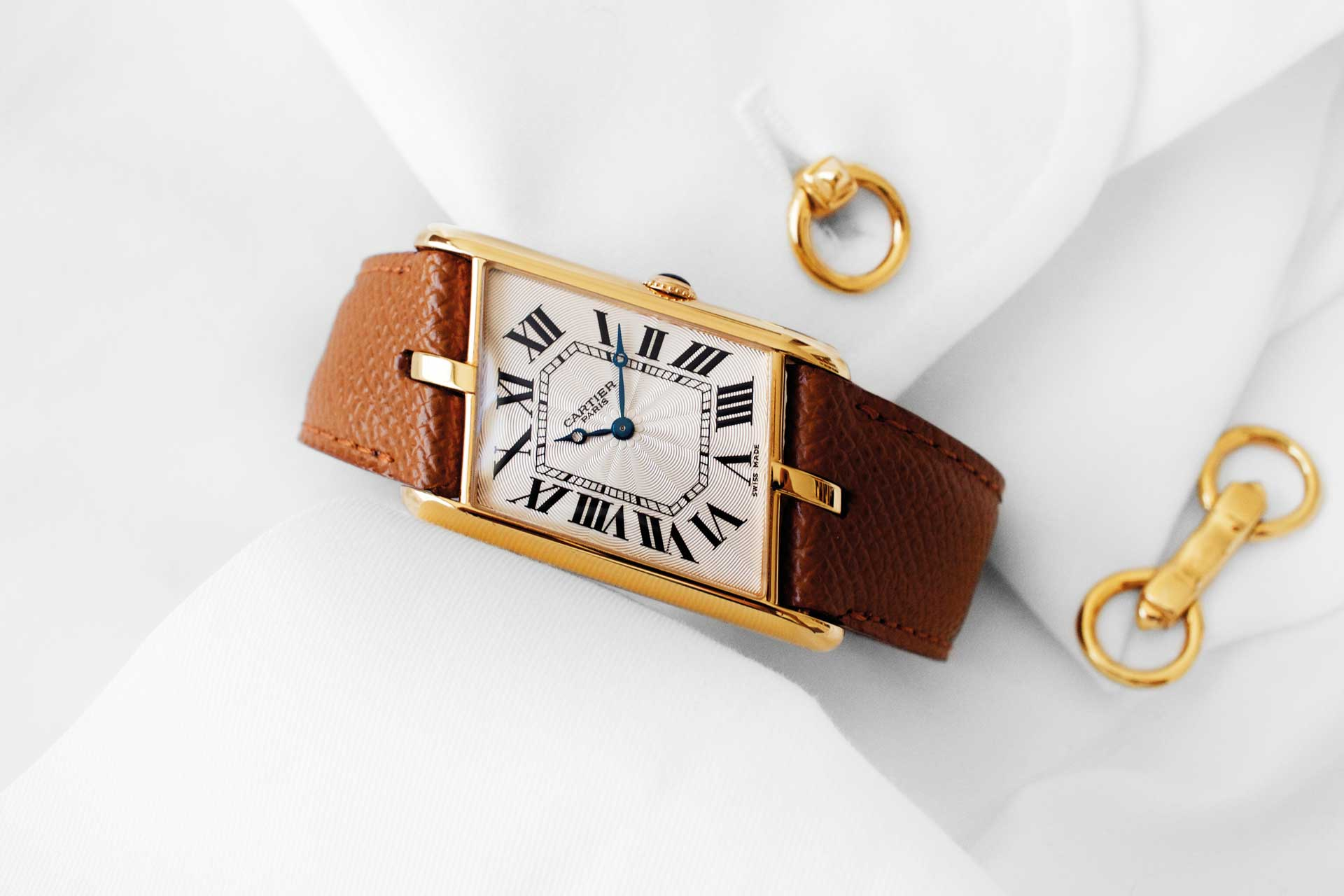 Collector Guide – A Detailed Primer On a Century of Cartier Tanks (1919-present)