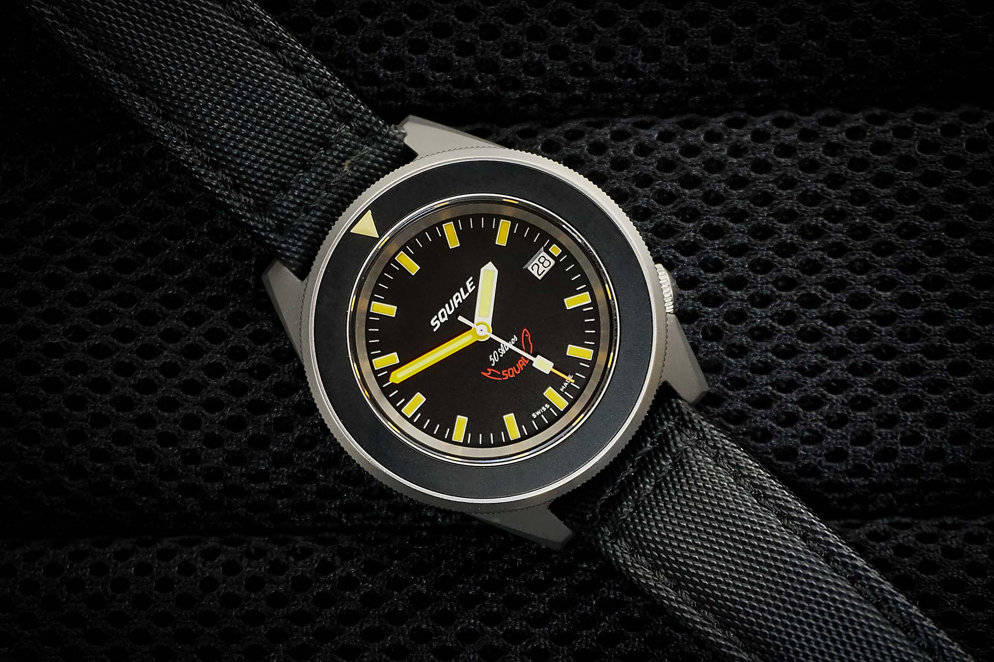 Owners Review – Squale 50 Atmos 'Originale Opaco'