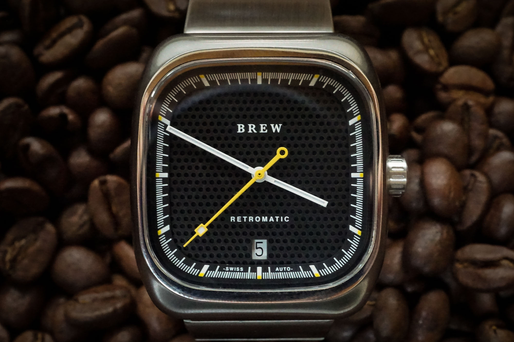Hands-On Review – Brew Retromatic