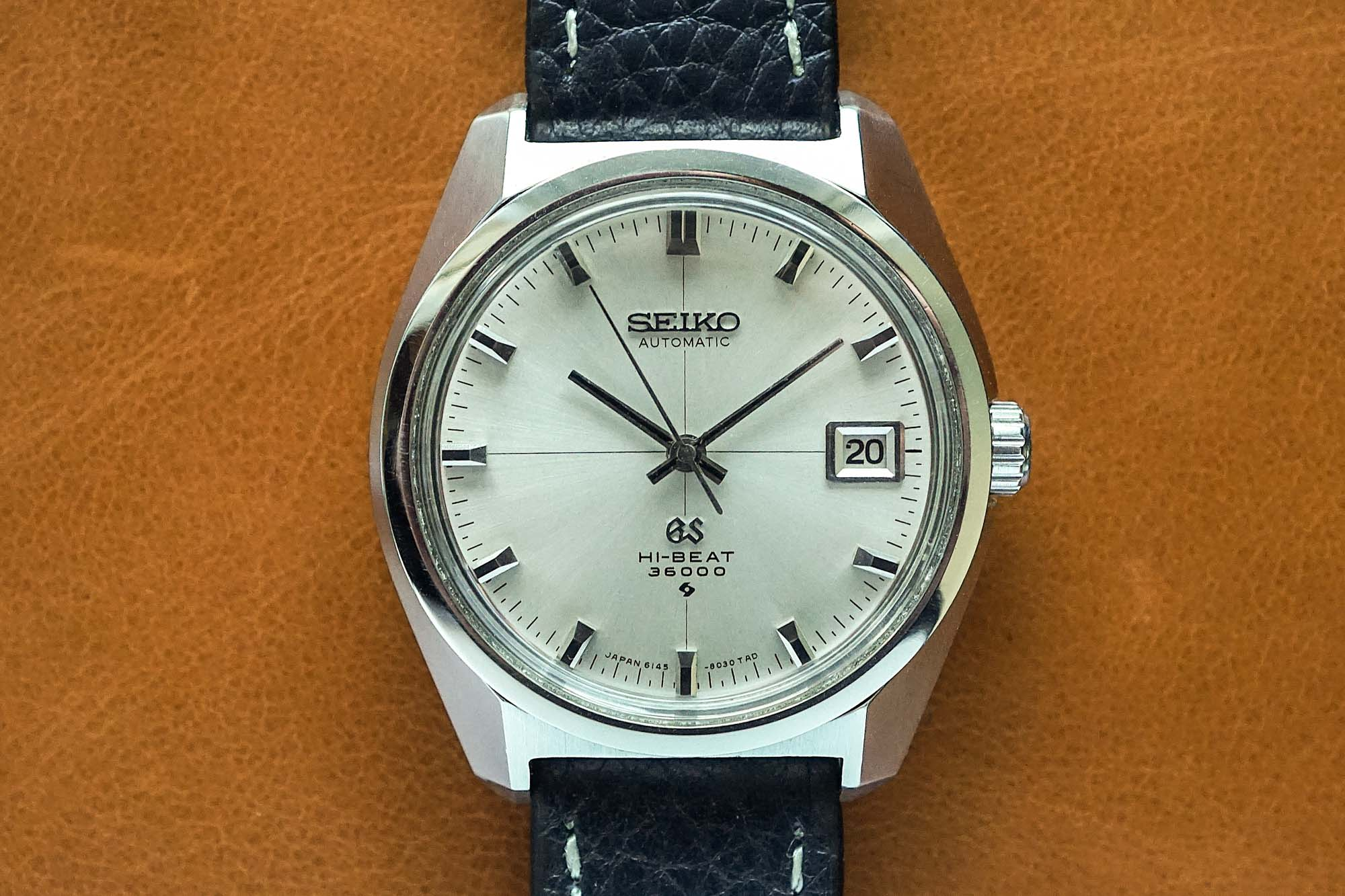 Curating the Collection – Out With The Pogues, In With the Vintage Grand Seiko