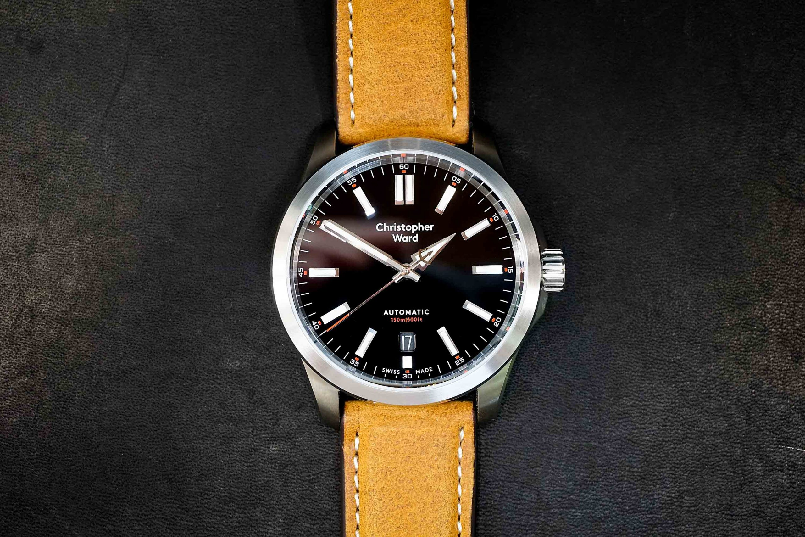 Hands-On Review – C Ward C63 Sealander Automatic