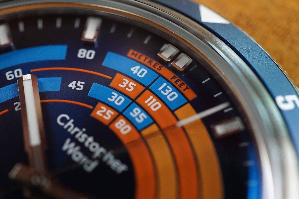 C65 Divetimer Dial