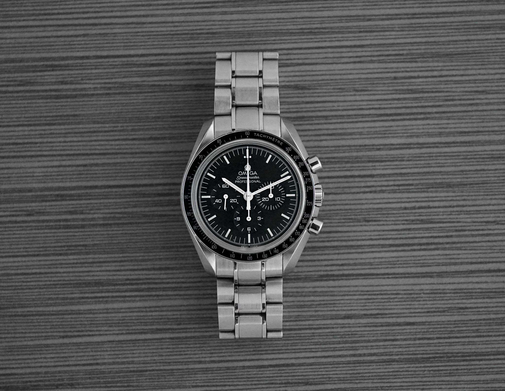Omega Speedmaster: The Price of Emotion