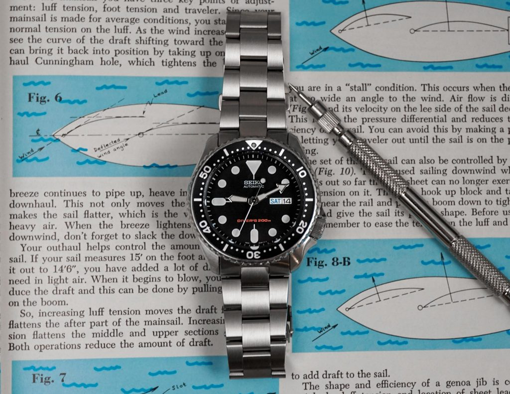 Uncle Seiko Super Oyster