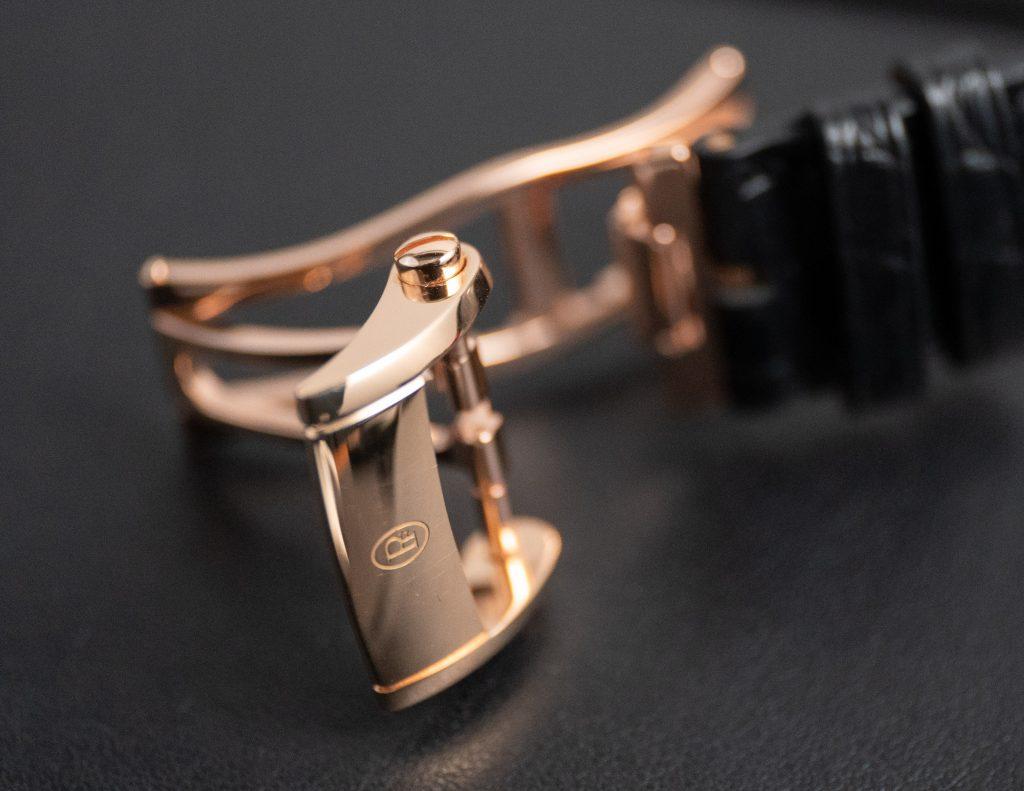 Parmigiani Fleurier Kalpa Hebdomadaire Gold Clasp