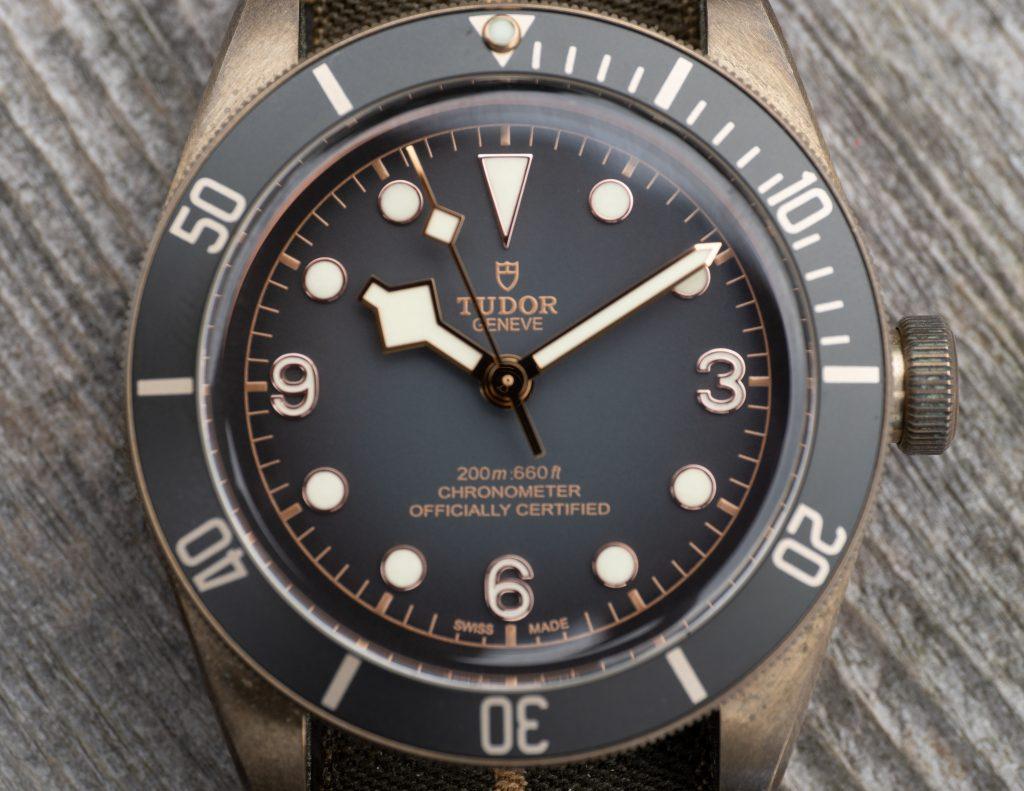 Tudor Black Bay Bronze 43 Slate Grey Dial