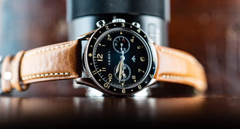 Hands-On Review – The Hemel Airfoil Chronograph