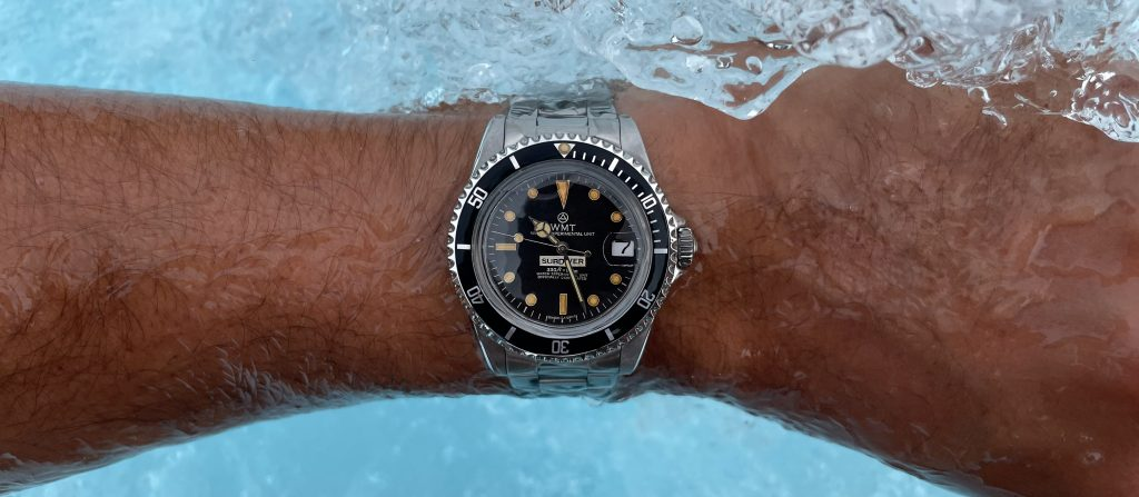 Hands-on Review – WMT Royal Marine Subdiver MKII Limited