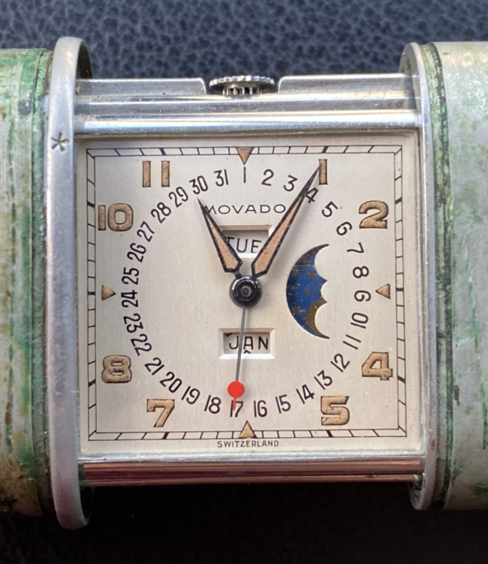 How I Do It: Collecting Vintage Watches