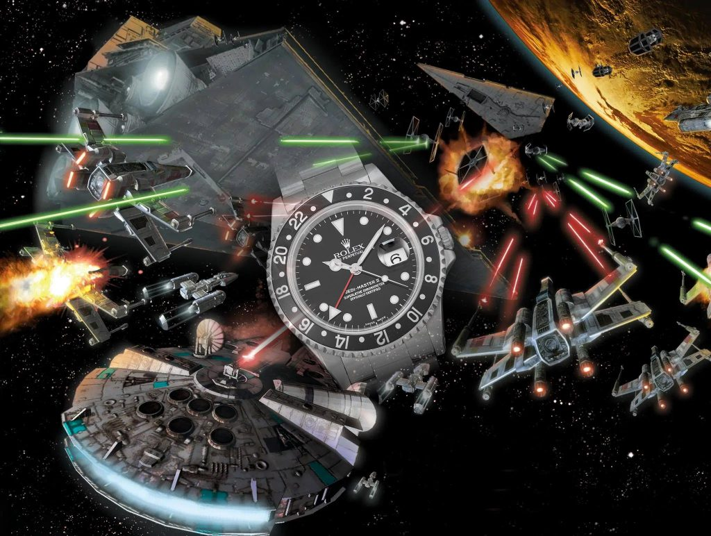 Watches That Star Wars Characters Would Actually Wear