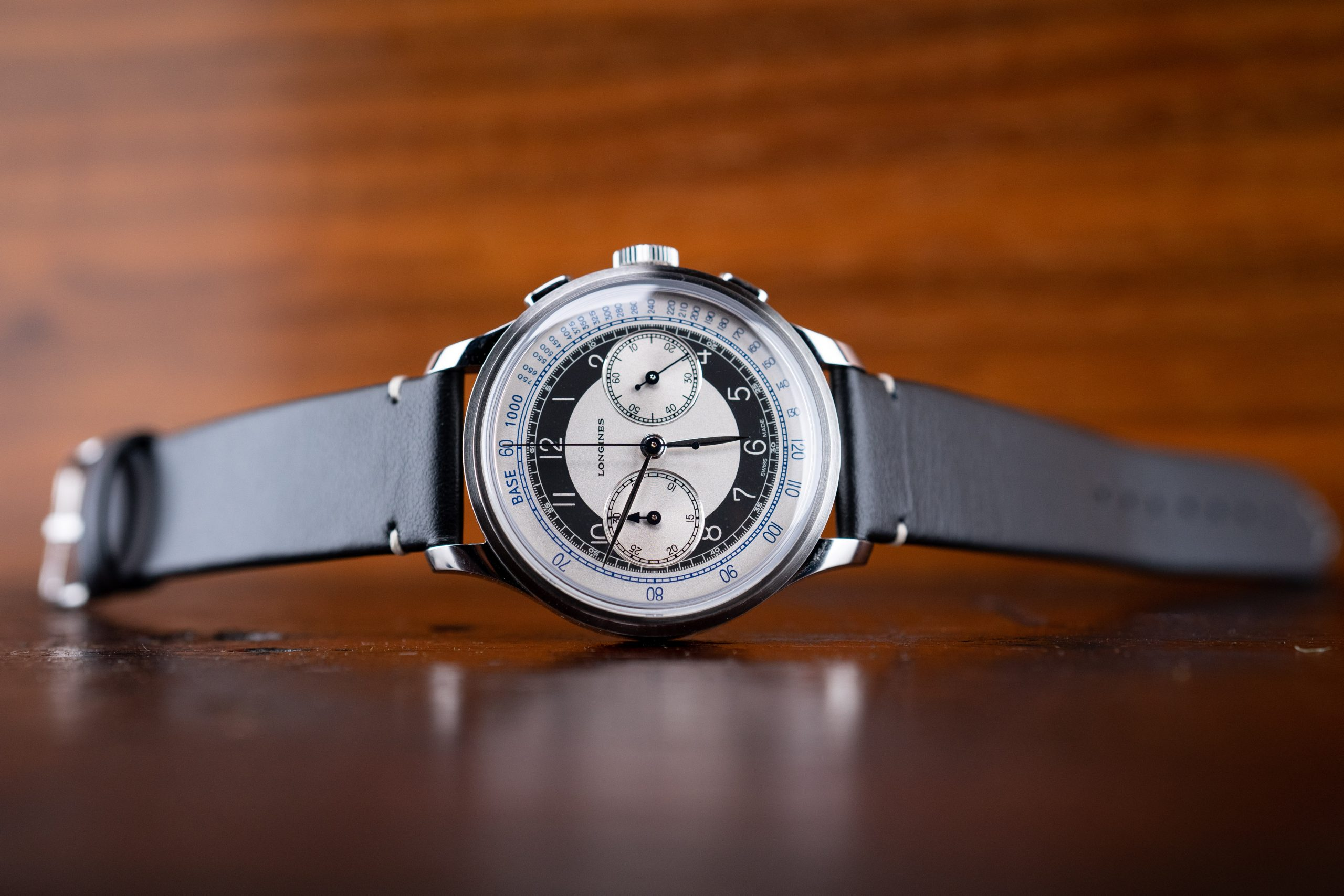 Hands-On Review – Longines Heritage Classic Chronograph