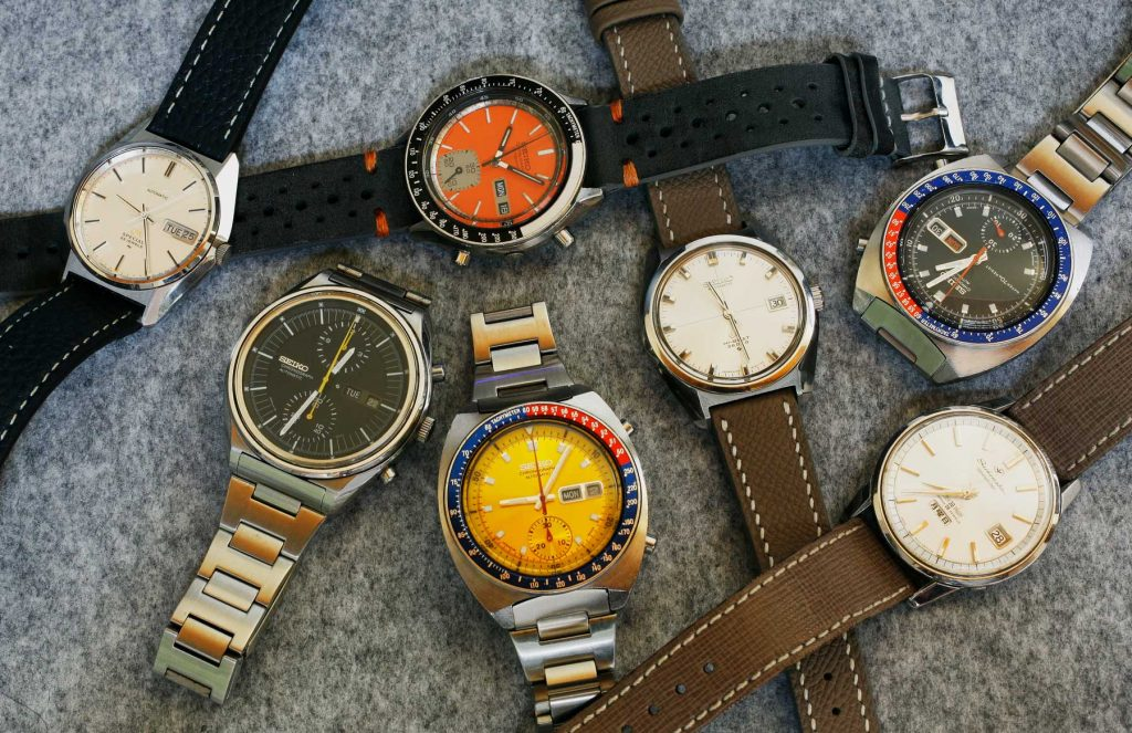 How Many Watches are in Your Collection?