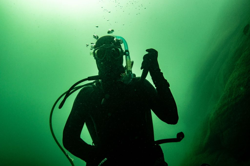 Watches, Environmentalism, and The Ungalmorous SCUBA Dives of Mission Lake George