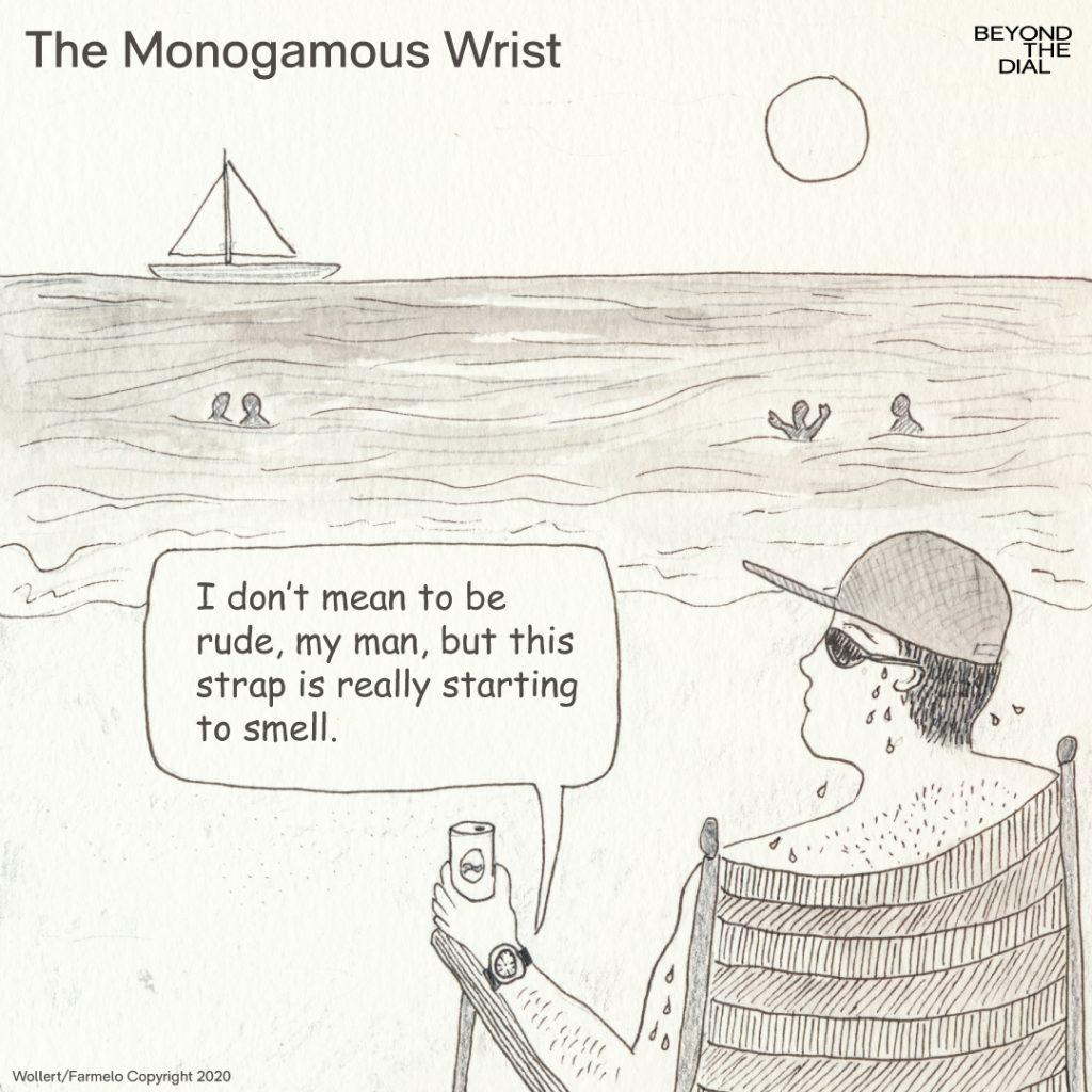 The Monogamous Wrist – Summer 2020