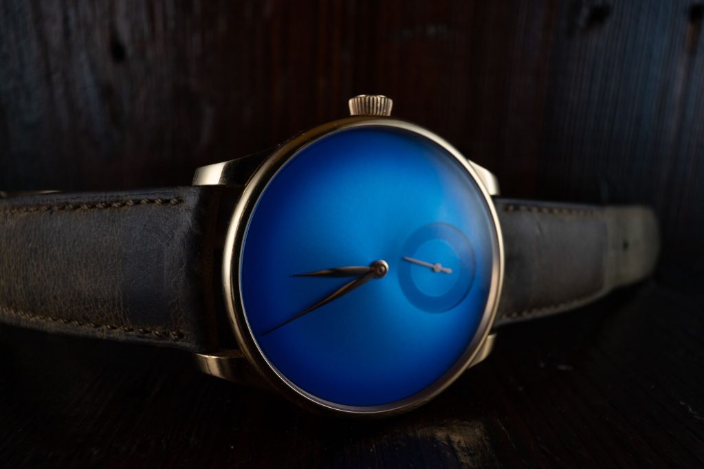 Hands-On Review – Moser & Cie. Venturer Small Seconds Concept in Arctic Blue