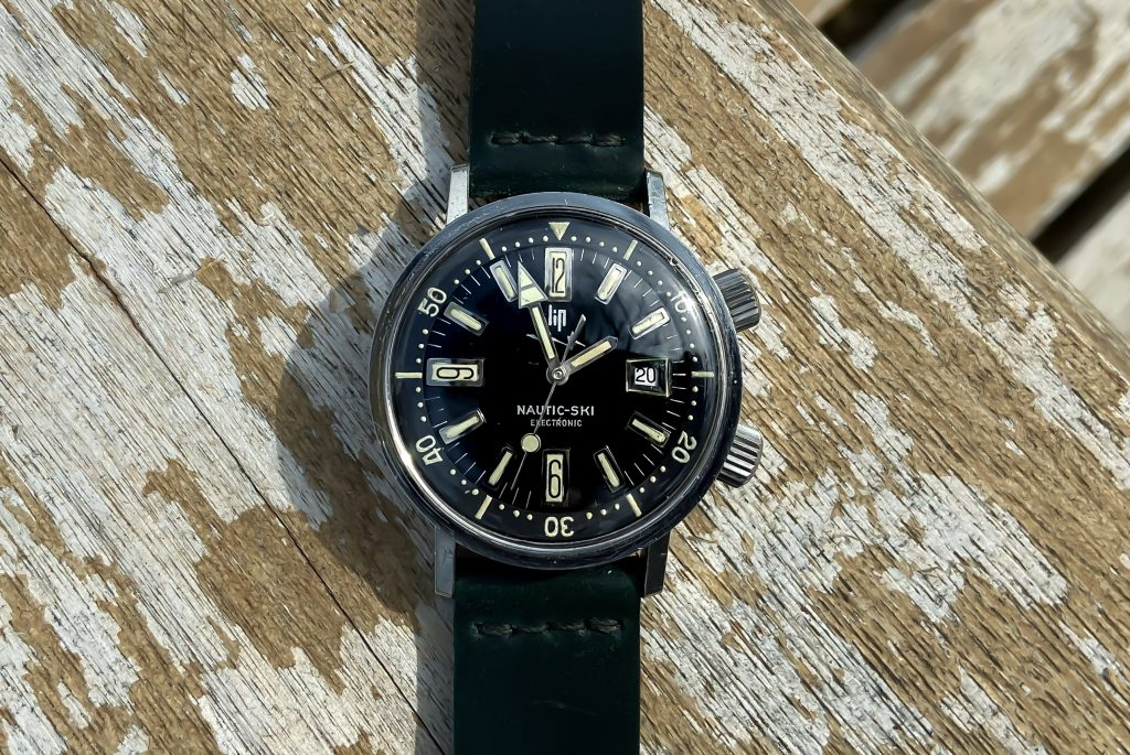 Collector Guide – LIP Nautic-Ski Watches 1967-1976