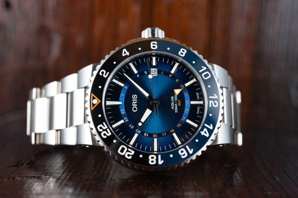 Hands-On Review – Oris Carysfort Reef Limited Edition Aquis in Steel
