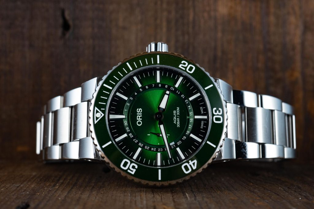 Hands-On Review – Oris Hangang Limited Edition Aquis