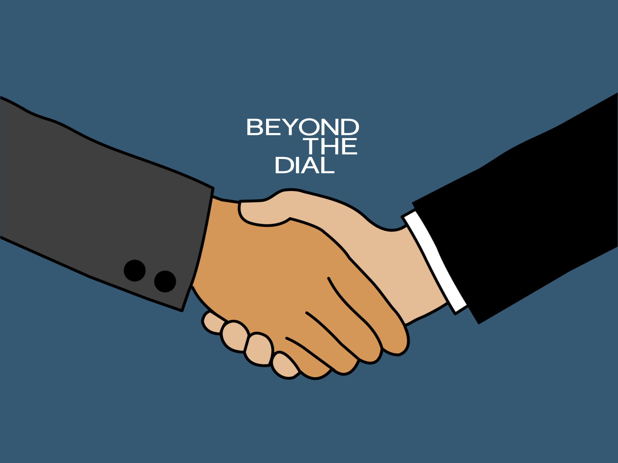 Beyond The Dial's Promise To Our Readers