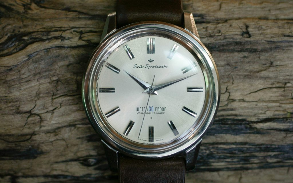 Birth-Year Seiko Watches: 1960-1969