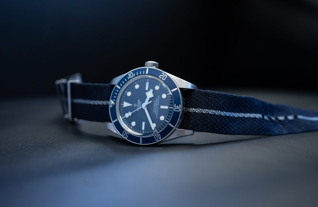 Hands-On Review – Tudor Black Bay 58 Navy Blue