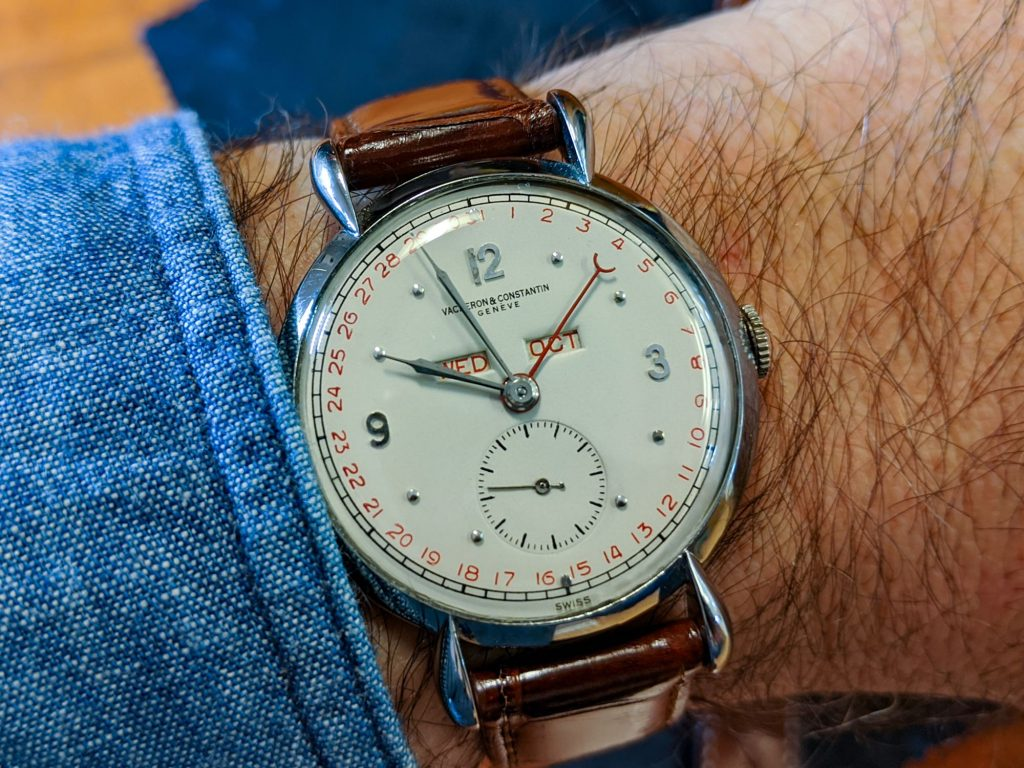 A Primer on Buying Vintage Watches