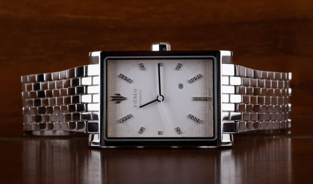 Hands-On Review – Vieren Automatic Rectangular Dress Watch