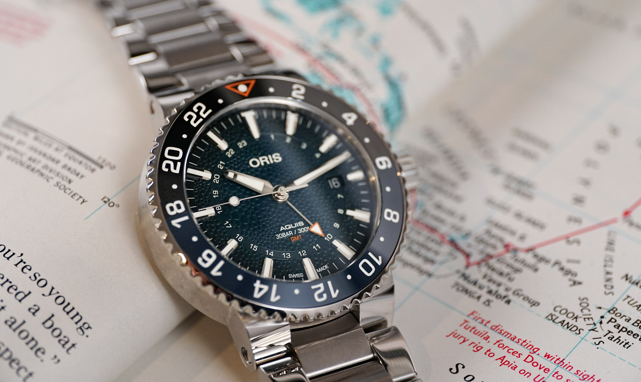 Hands-On Review – Oris Aquis Whaleshark Limited Edition