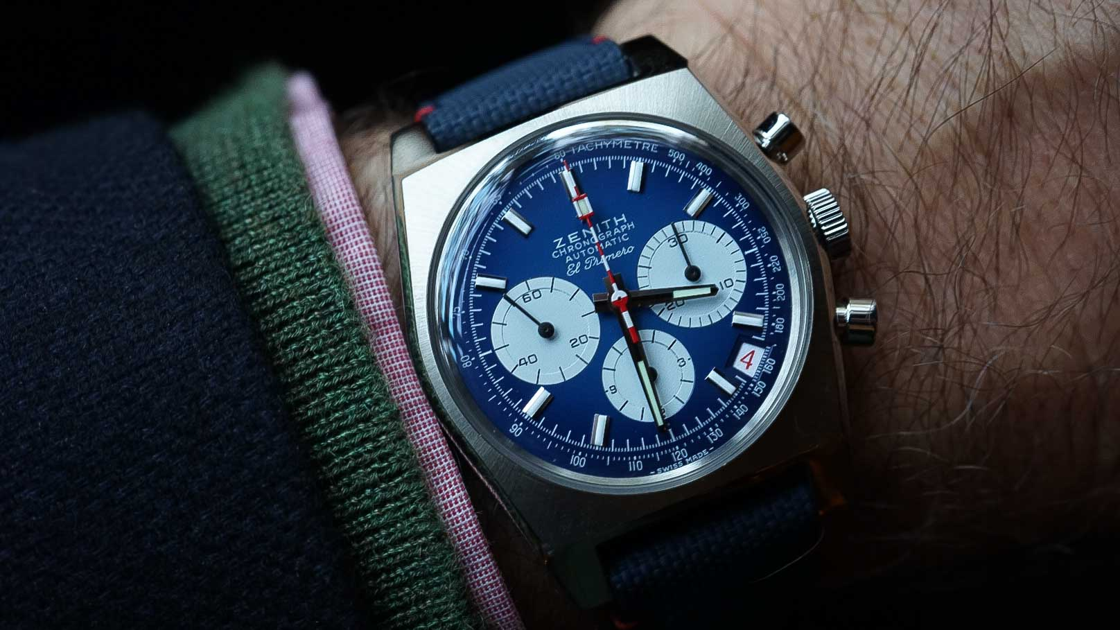 Hands On: Zenith El Primero Chronomaster Revival Liberty Limited Edition