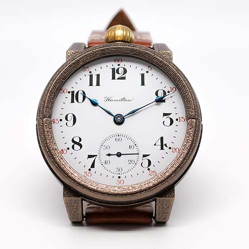 "Vortic Watch Co. Retains Rights to ""Upcycle"" Antique Hamilton Pocket Watches in US Federal Court"