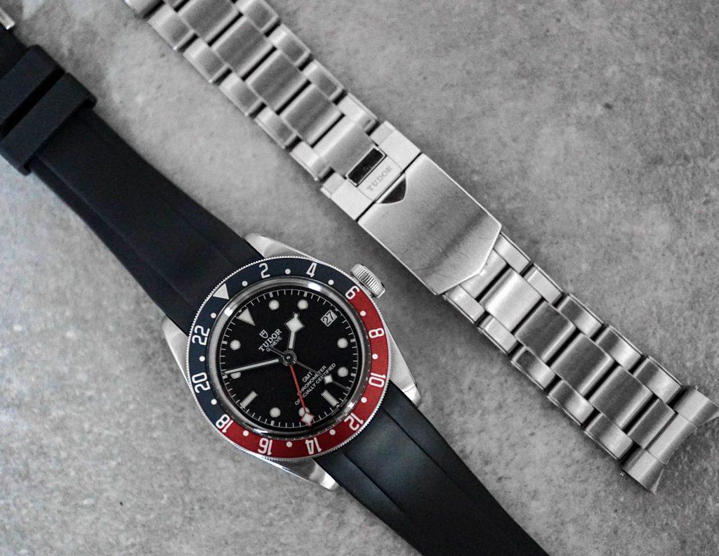Tudor Black Bay GMT Everest Band Strap Bracelet