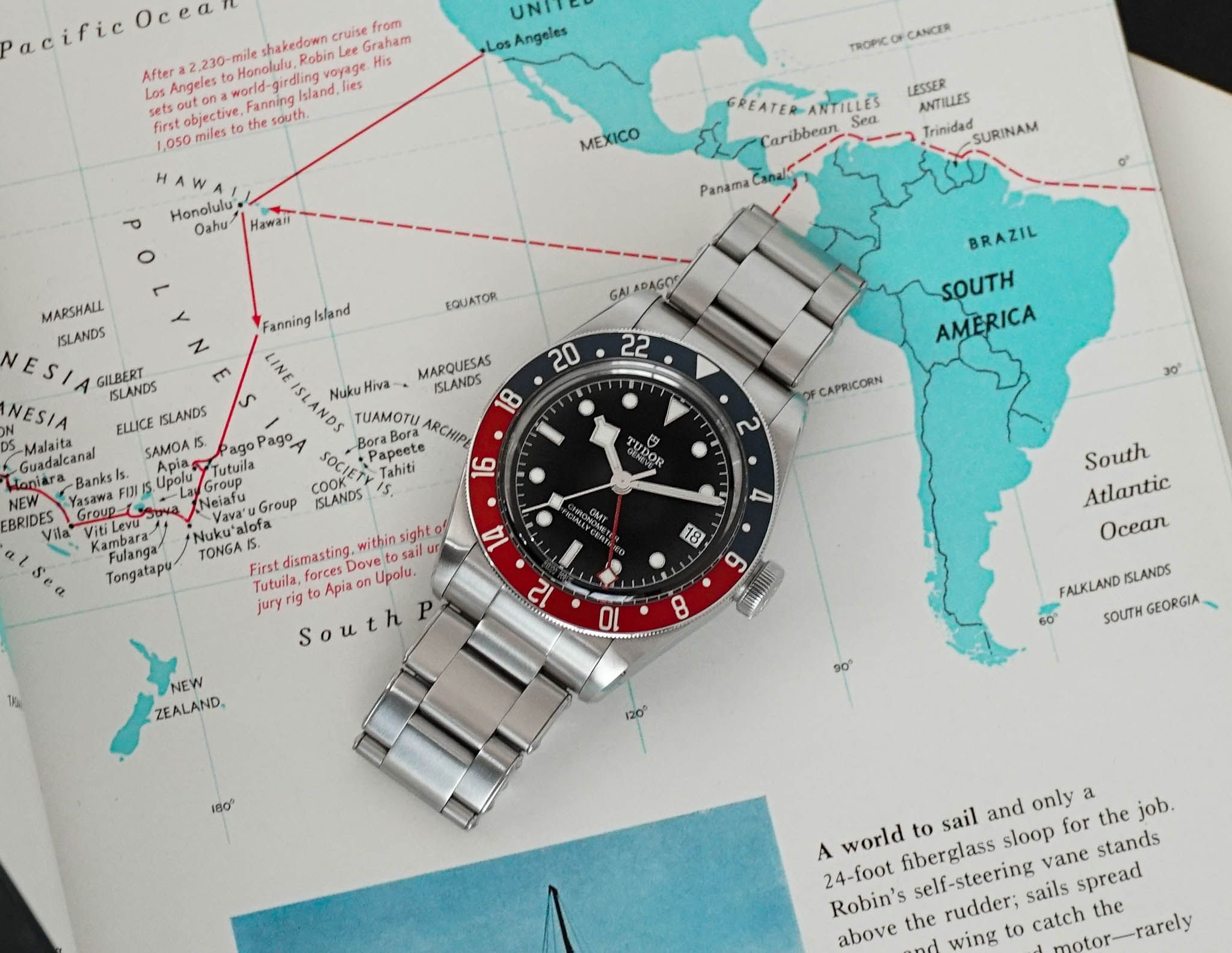 Hands-On Review – A Second Look At The Tudor Black Bay GMT