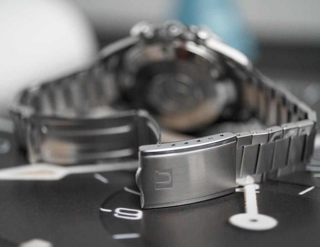 Uncle Seiko 1171 Omega Speedmaster bracelet