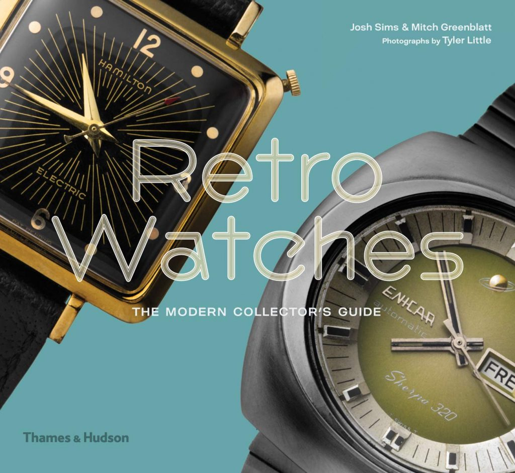 Book Review – Retro Watches: The Modern Collector's Guide