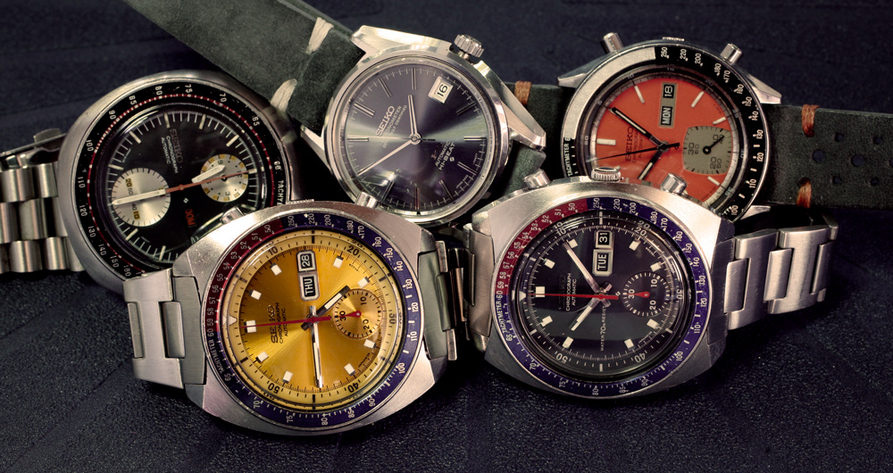 Birth-Year Seiko Watches: 1970-1979